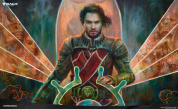 gerrard weatherlight hero, mtg, magic the gathering, арт, zack stella