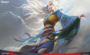 mtg, core set 2020, mu yanling sky dancer, magic the gathering, g-host lee